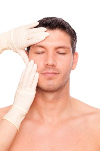 Lipoplasty and eyelid surgery are the most popular surgical procedures for men.